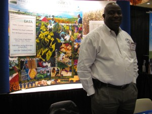 Nathan Crisp, Louisiana Agricultural Statistics
